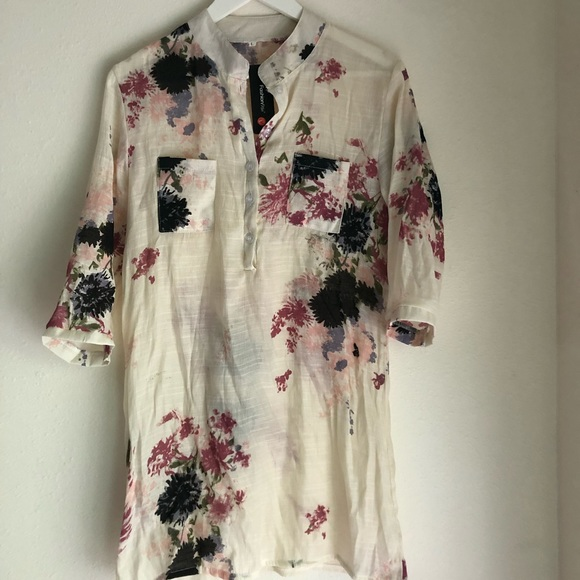 Tops - Spring Tunic